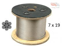 3.2mm 7x19 316 Stainless Steel Wire