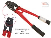 Hand Swaging Tool 14