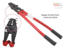 Hand Swaging Tool 24