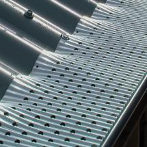 Leafless - Plain Aluminium Roll