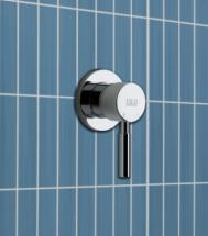 Cosmos Wall Mixer - Chrome