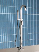 quattro Freestanding Bath Filler