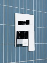 quattro Wall Mixer Diverter