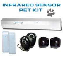 AUTOSLIDE™ Infrared Pet Kit - White
