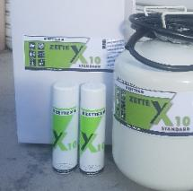 X10 Contact Spray Adhesive