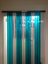 Domestic Strip Curtain Door