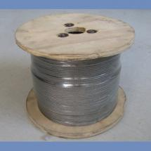 Stainless Steel Wire, 3.2mm, 7x7