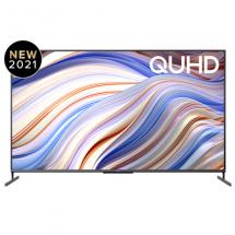 TCL 75 inch Android QUHD TV P725