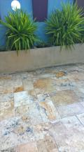 Travertine Tiles - Rustic Forest