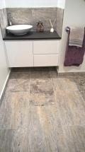 Travertine Tiles - Silver
